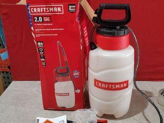 Craftsman 2 0 Gallon All Purpose Cleaning Sprayer