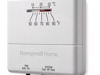 Honeywell CT31A1003 Manual Economy Thermostat