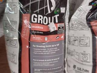 Tec Unsanded Grout Silverado 10 lb bag