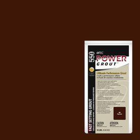 TEC 10 lb Espresso Sanded Powder Grout