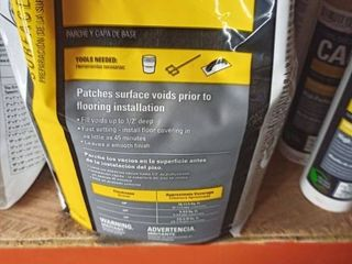 Surface Prep  Skimcoat   Patch  Unopened