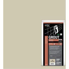 TEC Skill Set 10 lb Antique White Unsanded Powder Grout