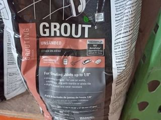TEC Skill Set 10 lb Charcoal Gray Unsanded Powder Grout