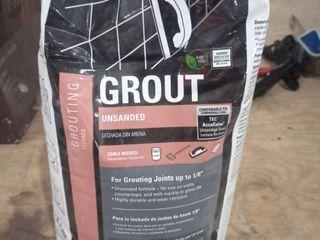 TEC Skill Set 10 lb Mist Unsanded Powder Grout
