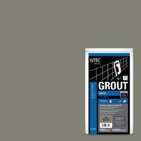 TEC Skill Set 10 lb light Pewter Sanded Powder Grout