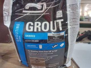 TEC Skill Set 10 lb Antique Mocha Sanded Powder Grout