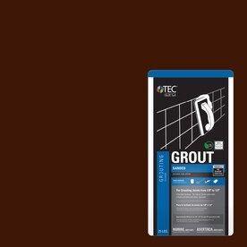 TEC 25 lb Espresso Sanded Powder Grout