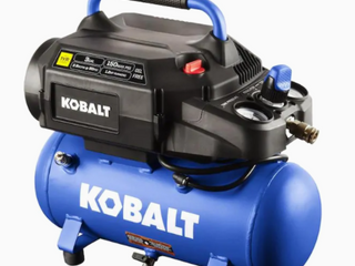 Kobalt 3 Gallon Air Compressor 150 Max PSI Tested Powers On