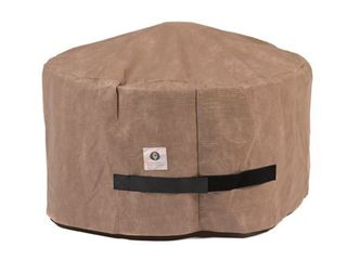 Duck Covers Round Fire Pit Cover  50 Inch
