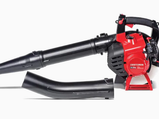 Craftsman 27 cc 2 cycle 205 mph Handheld Gas leaf Blower