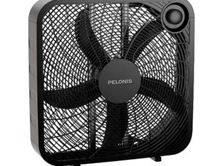 Pelonis 3 Speed 20inch Box Fan