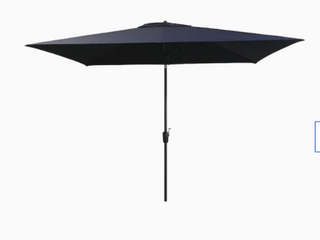 AutoTilt SimplyShade 10 x 6 5ft Market Umbrella
