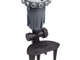 Orbit Perfect Pattern Precision Arc Gear Drive Sprinkler With Adjustable Knob l3 MISSING KNOB TOOl