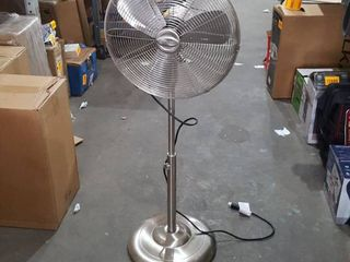 Utilitech Adjustable Height Oscillating Fan