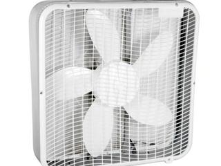 Coolmaster Box Fan