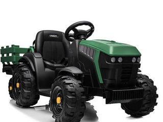 12V Kids Ride On Agricultural Vehicle Battery with Rear Bucket  Retail 276 49