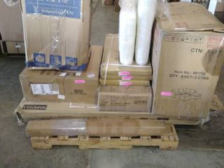 Misc Incomplete or Damaged Items Pallet  No Item Is Complete