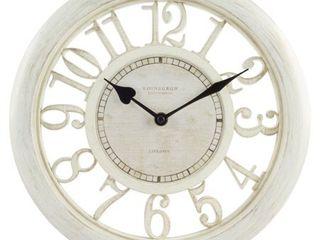 la Crosse Equity 11 5  Delaney Floating Dial Quartz Clock