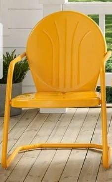 Howard Bay Tangerine 1 Chair Retail 183 99