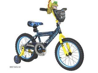 16  Jurassic World Boys Bike