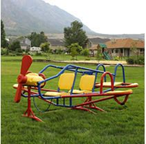 lifetime Ace Flyer Teeter Totter  Primary Colors