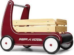Small Radio Flyer Wagon