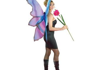 Blue Fairy Wings Rubies 2750  One Size