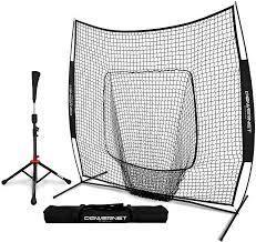 3In1 Baseball Softball Trainng Net