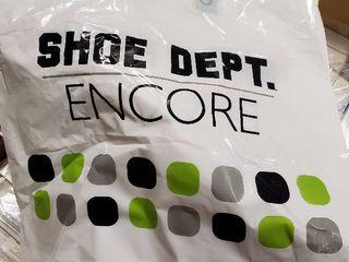 A Box Of Shoe Depth  Encode Bags