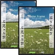 POSTER FRAMES  2    18X24