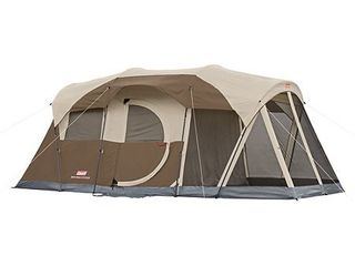 Coleman WeatherMaster 6 Person Tent with Screen Room