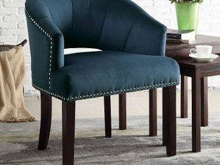 Vivian Chair with Silver Nailhead Trim  Retail 203 99