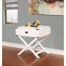 Gloria X Base Accent Table  Retail 111 99 white