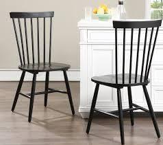 Eagle Ridge Dining Chair set of 2 Retail 249 99 black