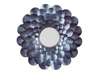 Deunoro Accent Mirror   31  W x 3  D x 31  H  Retail 127 99