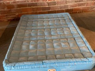 Full Size Aero Bed With Built in Pump location Shelf F