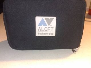 Aloft Aviation Headset With Carrying Case And Extra Canal Tips location Shelf F