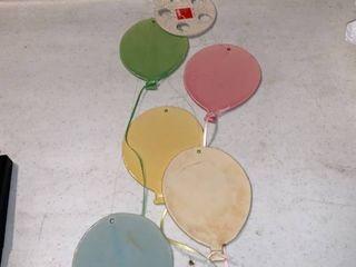 JAM Jo Anne Marquardt Balloon Wind Chimes location Shelf C