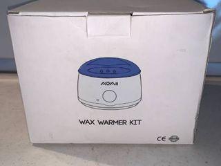 AVAII Wax Warmer Kit location Shelf G