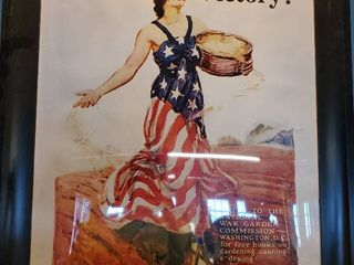Will you have a part in Victory  America Wall Decor