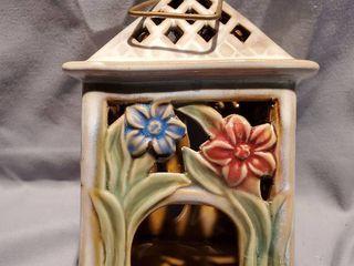 Bird House StylE Hanging T light Holder