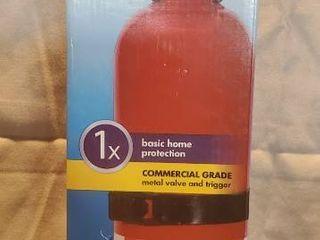 First Alert Standard Home Commercial Grade Fire Extinguisher  NIB