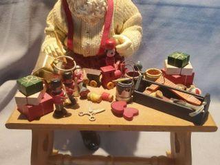Santa WorkShop   2 Piece Collection  Midwest Imports