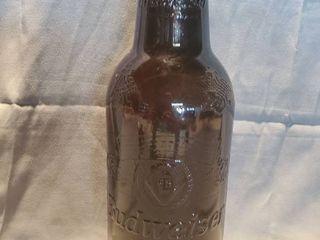BUDWEISER Roxky Mountain Elk Foundation large Bottle