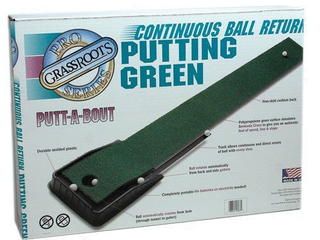 Grassroots Continuous Ball Return  Balls Sold Separately