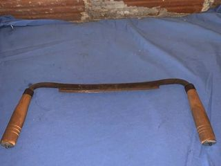 Wood Handled 8 1 2 Inch Draw Blade location Shelf 3