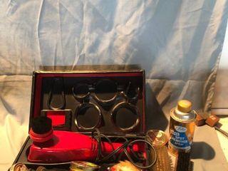 Sears Electric Shoe Polisher and Buffer location Shelf 4