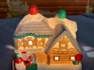 Avon Gift Collection Santas House location Shelf 4