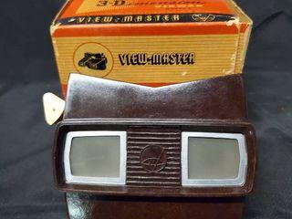 Vintage Viewmaster in Original Box