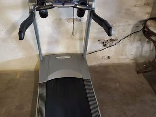 Vision Fitness Deluxe Treadmill Tested and Working